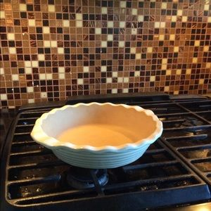 Pampered chef Pie Plate, Exelent Condition!!!